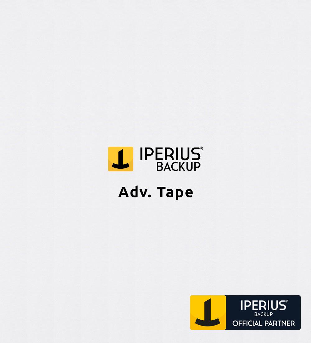 Iperius Advanced Tape