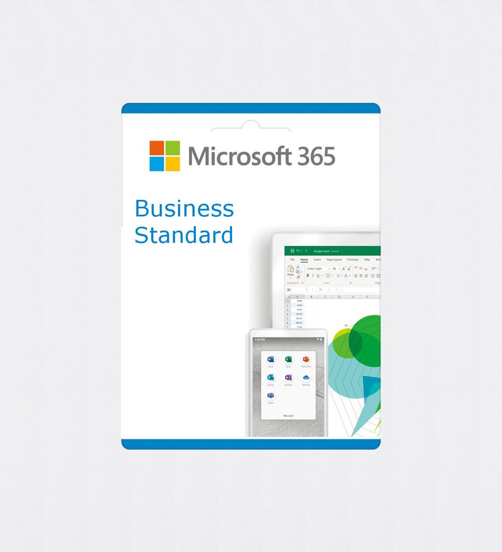 Microsoft 365 Standard (1 Licens / Månad)